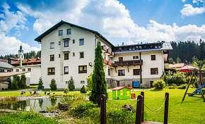 45% Šumava: 3-6 denní pobyt pro DVA v hotelu Lesní…