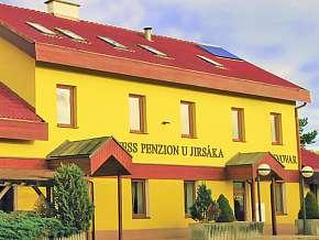 Sleva 33% - Jeseníky: 3 denní wellness pobyt pro DVA v penzionu u Jiráska se snídaní.