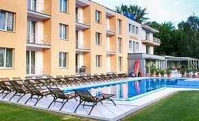 18% Piešťany: 3-6 denní pobyt pro DVA v hotelu Korekt…