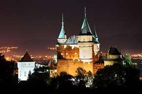 53% Slovensko: 6 denní pobyt v termálech Bojnice v…