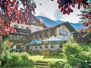 37% Rakousko: 4 denní wellness pobyt pro DVA v hotelu…