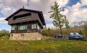 7% Vysoké Tatry: 3-6 denní pobyt až pro 13 osob ve…