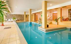53% Maďarsko: 4–8 denní pobyt pro DVA v hotelu Fit…