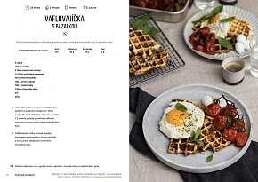 Sleva 10% - Kniha Jíme zdravě ve městě i na venkově s podtitulem Příběhy kuchařů, jako jste vy…