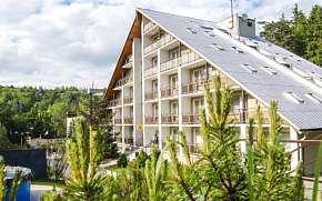 45% Beskydy: 4 denní pobyt pro DVA v Hotelu Radějov *…