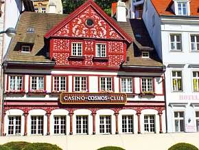 Sleva 36% - Karlovy Vary: 3 denní pobyt pro DVA v hotelu Petr se snídaní/polopenzí.