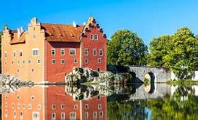 33% Jižní Čechy: 3-5 denní pobyt pro DVA u zámku…