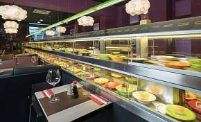Sleva 25% - 25% sleva na running sushi u I. P. Pavlova v restauraci Yosoki