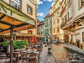 Sleva 28% - Praha: 2 denní pobyt pro DVA v hotelu Academic **** se snídaní + luxusní večeře.