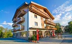 49% Vysoké Tatry: 3-4 denní rodinný pobyt ve Vile…