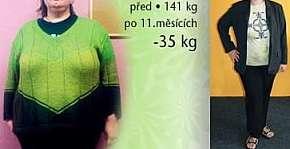 Sleva 65% - Hubnutí na míru tvořené na základě kompletní analýzy těla: množství tuku, svalů +…