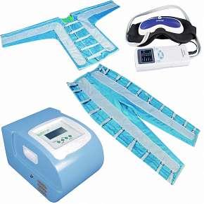 Sleva 38% - Celotělová přístrojová lymfatická masáž, ruční uvolnění horních lymfatických + masáž…