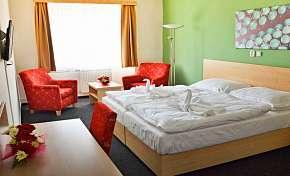 15% Šumava: 3-6 denní wellness pobyt pro DVA v Hotelu…