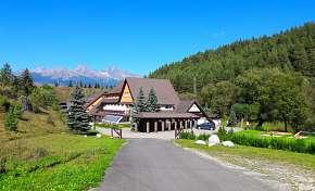 Sleva na pobyt 38% - Vysoké Tatry: 3-5 denní pobyt pro DVA v hotelu Sipox *…
