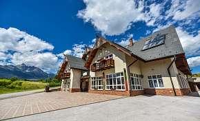 39% Vysoké Tatry: 4-5 denní pobyt pro DVA v penzionu…