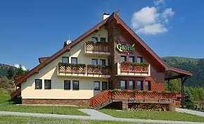 Sleva na pobyt 31% - Nízké Tatry: 3-4 denní wellness pobyt pro DVA ve Villa…