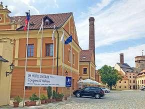 13% Jižní Čechy: 3 denní wellness pobyt pro DVA v LH…