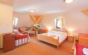 50% Krušné hory: 3-4 denní pobyt pro DVA v Hotelu…
