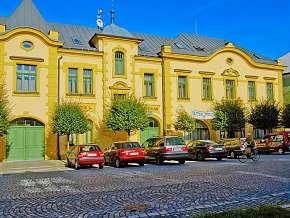 45% Morava: 4 denní pobyt pro DVA v Pivovarský hotel…