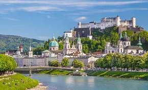 Sleva 48% - Moderní ubytování v Salzburgu pro 2 dospělé a až 2 děti do 17 let zdarma