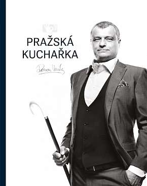 Sleva 16% - Nadčasová kniha plná receptů v Pražské kuchařce od Romana Vaňka