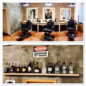 Sleva 12% - Střih a úprava vousů ve stylovém pánském barbershopu