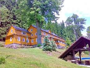 14% Orlické hory: 3 denní pobyt pro DVA v penzionu…
