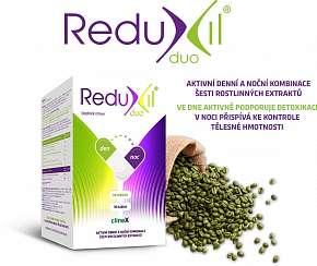 Sleva 58% - Reduxil Duo: vysoce účinný doplněk stravy pro redukci tělesné hmotnosti: tobolky +…