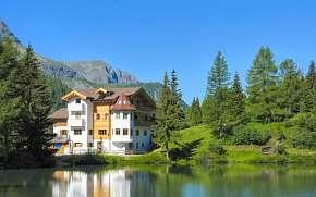 38% Italie: 4-8 denní pobyt v Hotelu Miralago *** na…