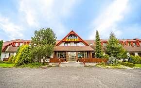 45% Vysoké Tatry:  3-6 denní pobyt pro DVA v Hotelu…