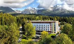 5% Tatry: 4-6 denní pobyt pro DVA v apartmánech…