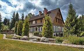 10% Jizerské hory: 4-8 denní pobyt pro DVA v hotelu…