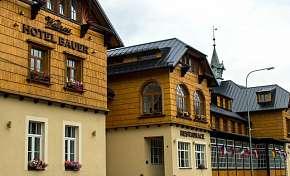 40% Depandance Hotelu Bauer v Beskydech s polopenzí a…
