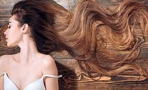 Sleva 44% - Kadeřnický balíček s revolučním barvením vlasů technikou Balayage v Ami Studiu na…