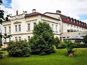 Sleva 62% - Severní Čechy: 3 denní wellness pobyt pro DVA v hotelu Morris**** s polopenzí.