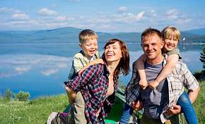35% Nízké Tatry: 3-5 denní pobyt pro DVA v rodinného…