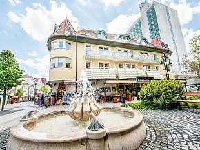 33% Maďarsko: 3 denní lázeňský pobyt pro DVA v hotelu…