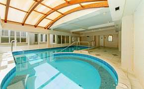 40% Maďarsko: 3-6 denní wellness pobyt pro DVA v Aqua…
