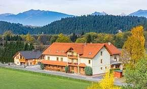 Sleva na pobyt 11% - Nízké Tatry: 3-6 denní pobyt pro DVA v oblíbeném…