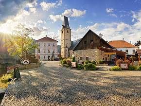 Sleva na pobyt 48% - Jižní Čechy: 3 denní wellness pobyt pro DVA v hotelu U…