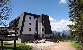 36% Krkonoše: 3-8 denní pobyt pro DVA v hotelu Černá…