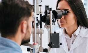 Sleva 78% - Kompletní vyšetření zraku v luxusní oční optice DUOS na pražském Chodově