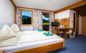 Sleva na pobyt 44% - Rakousko: 3-6 denní wellness pobyt pro DVA v Hotelu…