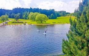 40% Vysočina: 3-6 denní pobyt pro DVA v depandanci…
