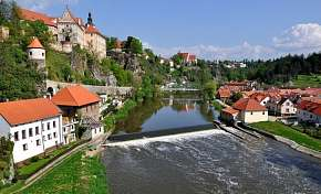 Sleva na pobyt 25% - Jižní Čechy: 3-6 denní wellness pobyt pro DVA v…