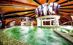 40% Maďarsko: 3-5 denní wellness pobyt v hotelu Park…