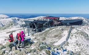 Sleva na pobyt 44% - Nízké Tatry: 3-6 denní pobyt pro DVA v Penzionu Troika…