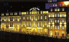 55% Karlovy Vary: 3-4 denní lázeňský pobyt pro DVA v…