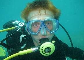 Sleva 41% - Potápěčský kurz Open Water Diver s mezinárodní certifikací