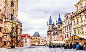 39% Praha: 3-4 denní pobyt pro DVA v prostorách…